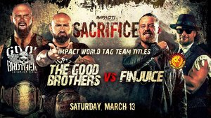 Updated Card For Impact Wrestling Sacrifice 2021