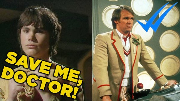 Doctor Who Adric