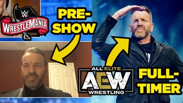 Christian Cage WrestleMania 36 AEW