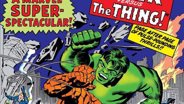 Thing Hulk