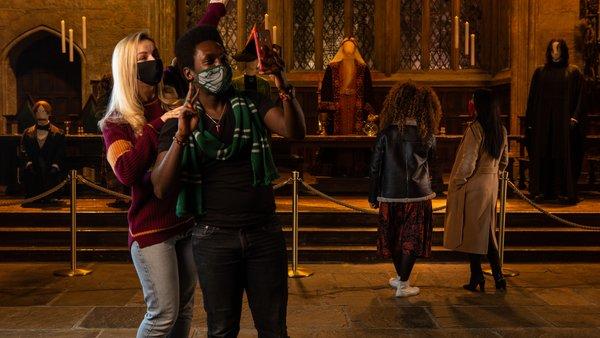 The Making of Harry Potter Warner Bros