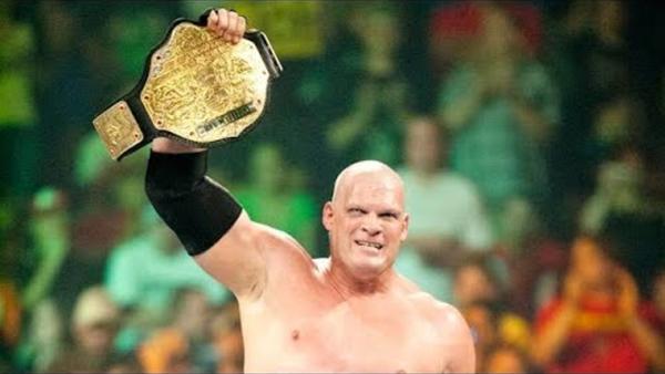 Kane World Heavyweight Champion