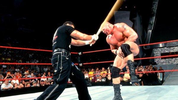 Tommy Dreamer Brock Lesnar