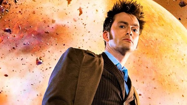 Doctor Who David Tennant Tenth Doctor