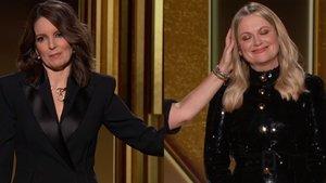 Golden Globes 2021 Tina Fey Amy Poehler