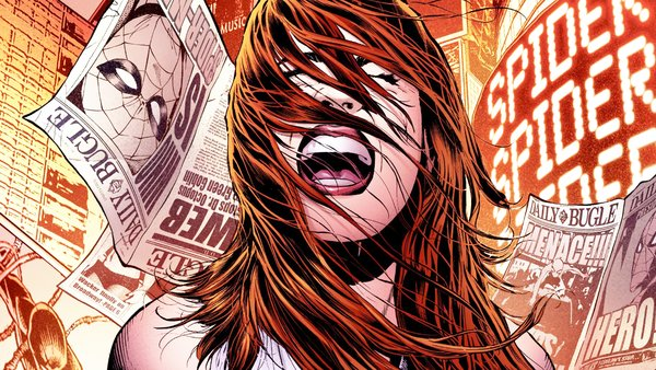 Spider-Man One More Day Mary Jane