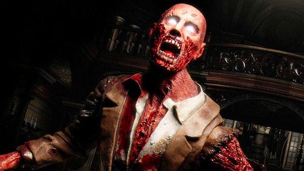 Resident Evil Crimson Heads