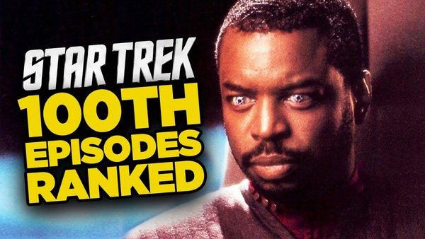 Star Trek 100th