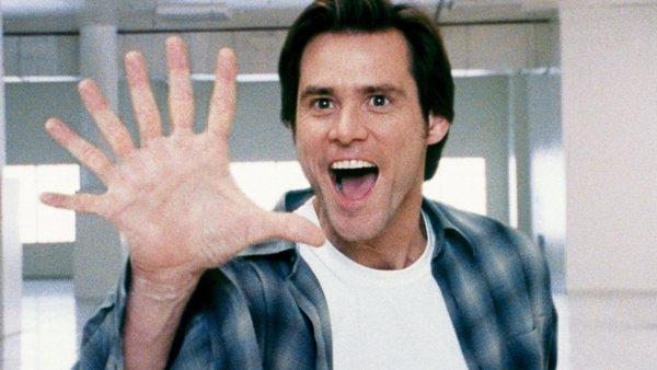 Bruce Almighty Jim Carrey
