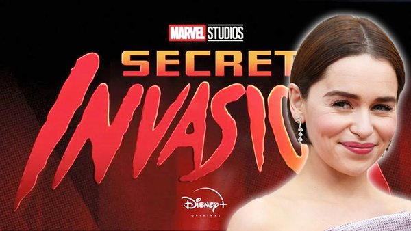 Emilia Clarke Marvel's Secret Invasion