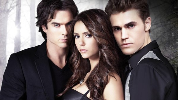 The Vampire Brothers Damon Stefan