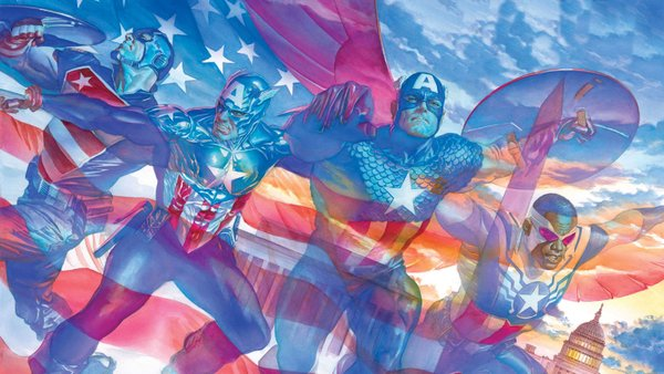 Captain America Generations Alex Ross