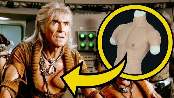 Khan Fake chest