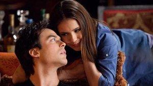 The Vampire Diaries Damon And Elena