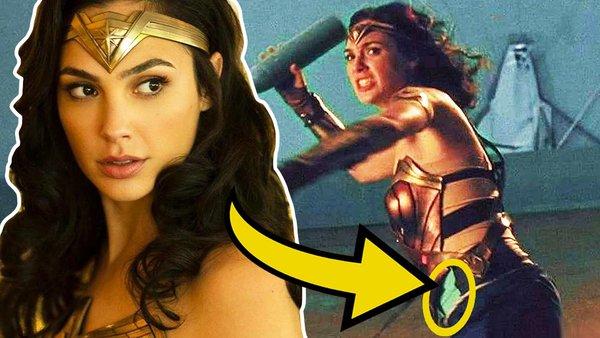Wonder woman CG