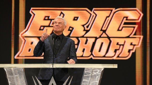 Eric Bischoff hall of fame