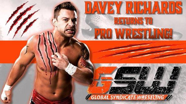 Davey Richards GSW graphic