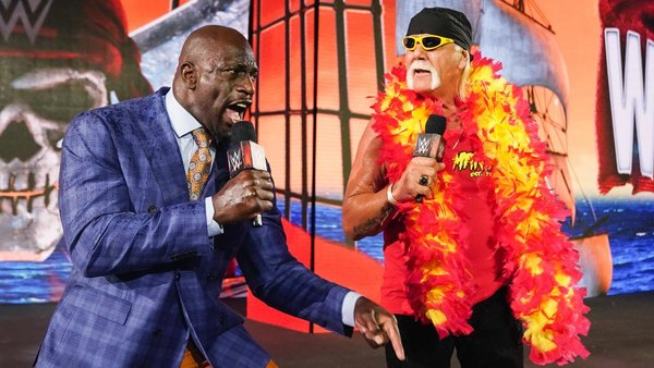 Titus O'Neil Hulk Hogan