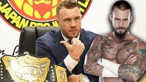 CM Punk Vs. Will Ospreay In 2021?