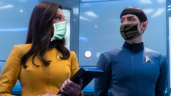 Star Trek Strange New Worlds Delay