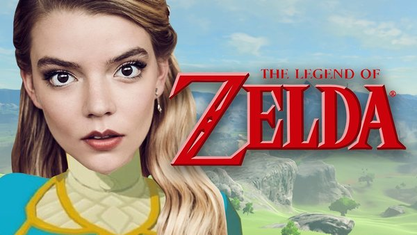 the legend of zelda tv