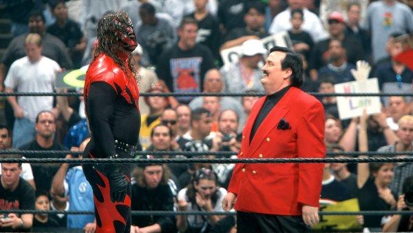 Kane WrestleMania 2000