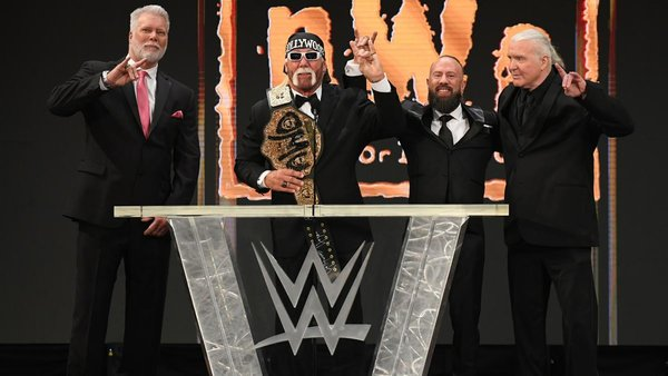 new world order hall of fame