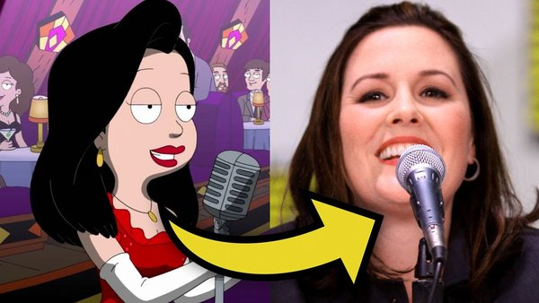American Dad Voice Actors