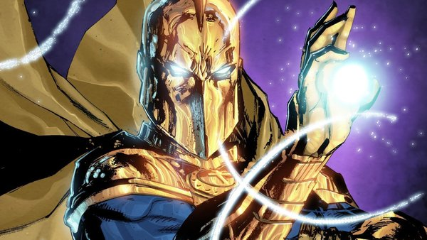 Doctor Fate DC Comics
