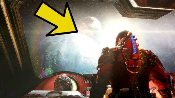 Dead Space 3 Awakened Ending