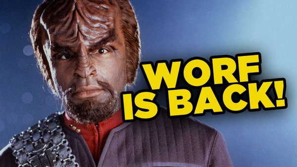 Worf Star Trek