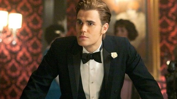 The Vampire Diaries Stefan