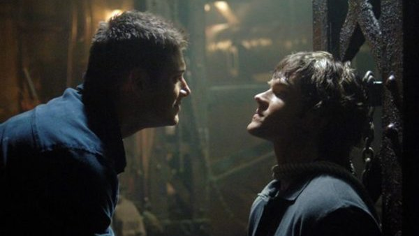 Supernatural Sam And Dean Funny Face