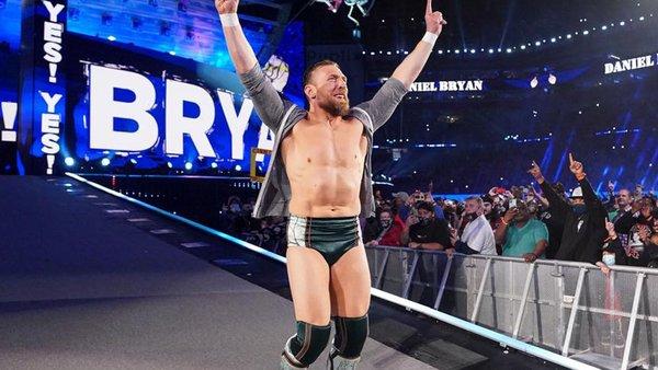 Daniel Bryan WrestleMania 37