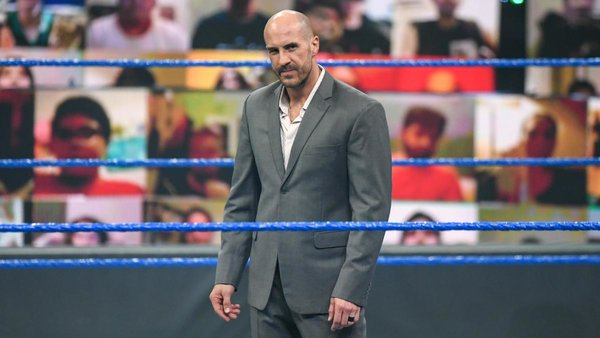Cesaro WWE SmackDown