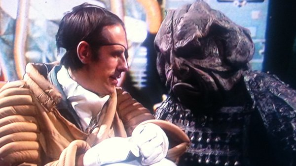 Doctor Who Styggron