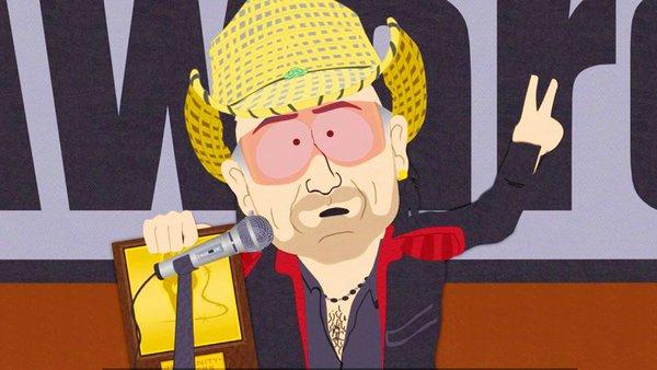 Bono South Park