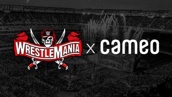 WrestleMania 37 Cameo