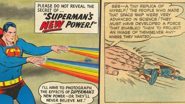 Superman Silver Age Powers