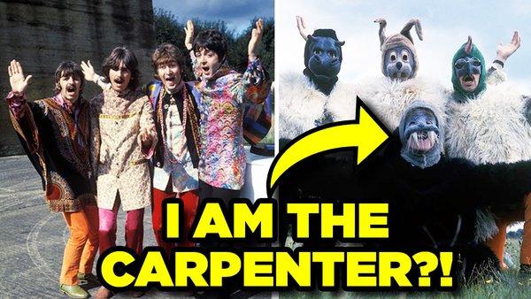 I Am The Walrus The Beatles