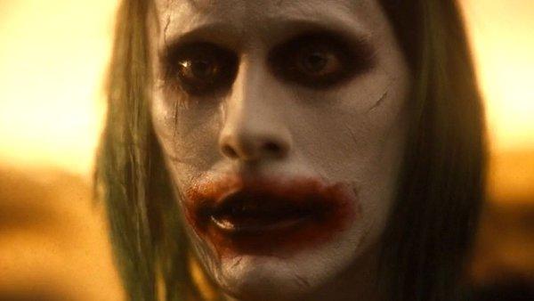 Joker Zack Snyder's Justice League
