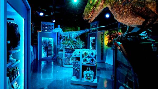 Jurassic World Tribute Store Universal