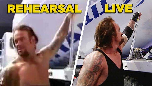 Undertaker live