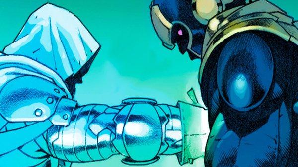 Doctor Doom Thanos Secret Wars