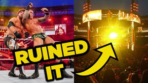10 Great Wrestling Matches That SUCKED Live