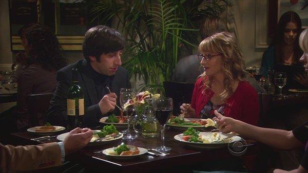 The Big Bang Theory Howard And Bernadette