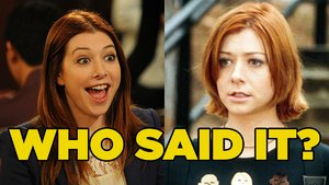 How I Met Your Mother/Buffy The Vampire Slayer Quiz
