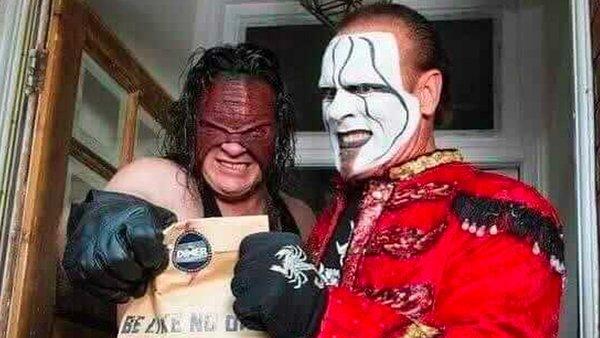 Kane And Sting