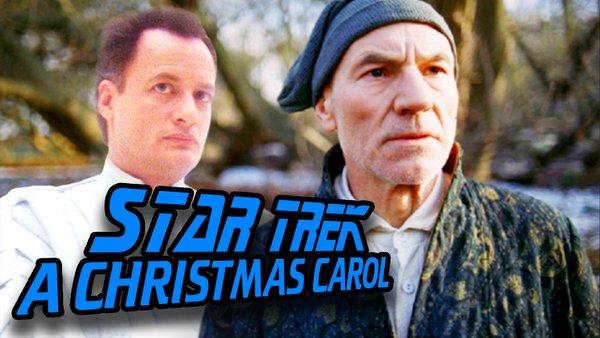 Star Trek Christmas Carol