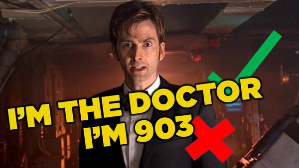Doctor Who Lies
